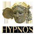 cabeça de Hypnos